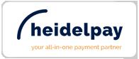 Zahlung mit Heidelpay