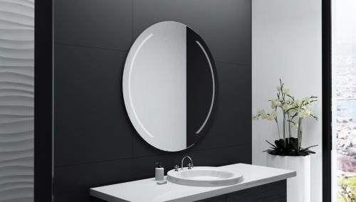 runde badspiegel. Black Bedroom Furniture Sets. Home Design Ideas