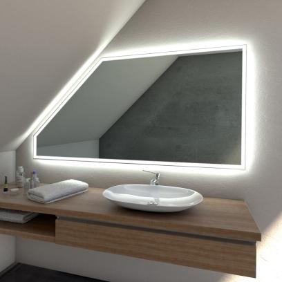 Spiegel für Dachschrägen | Glaswerk24