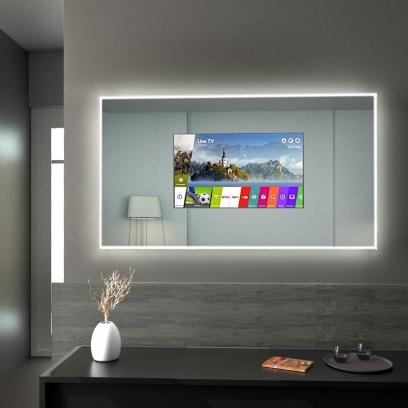 TV Spiegel   Badspiegel mit Fernseher nach Maß kaufen ...