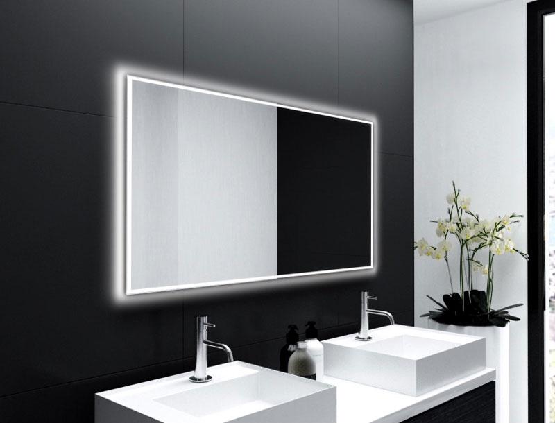 Spiegel Bestellen 7 : Spiegel nach maß mit leuchte pontivy ▷ jetzt kaufen glaswerk