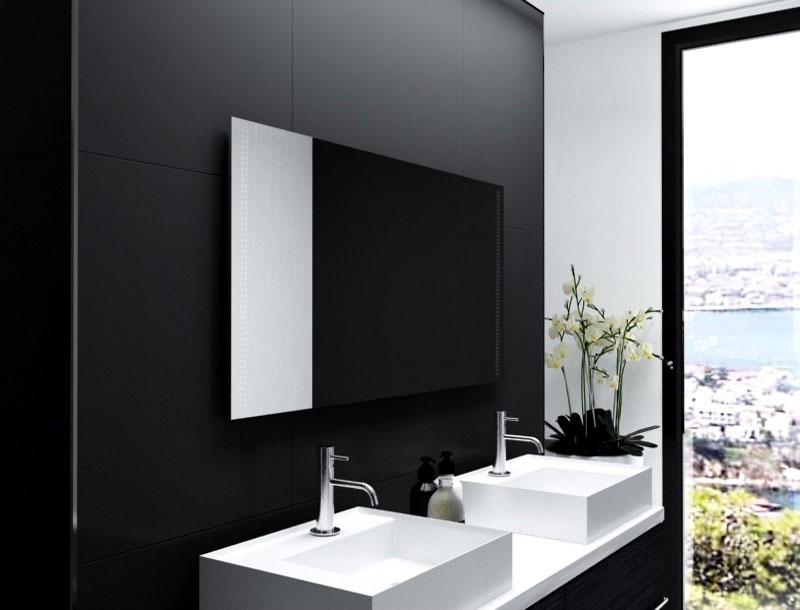 badspiegel courbev. Black Bedroom Furniture Sets. Home Design Ideas
