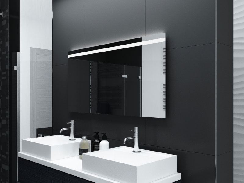 badspiegel antuan. Black Bedroom Furniture Sets. Home Design Ideas