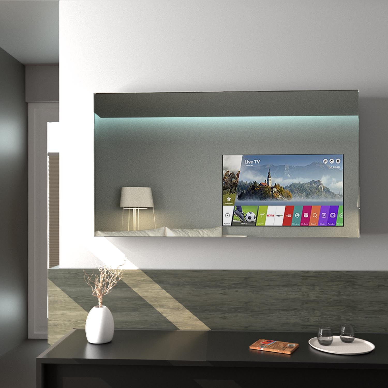 Spiegel Mit Tv