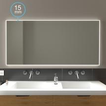 Badezimmerspiegel Dreiteilig.Klappspiegel Nach Mass Glaswerk24